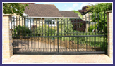 bespoke electric gates